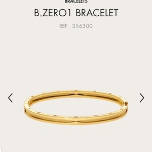 Coming soon Bulgari zero bracelet